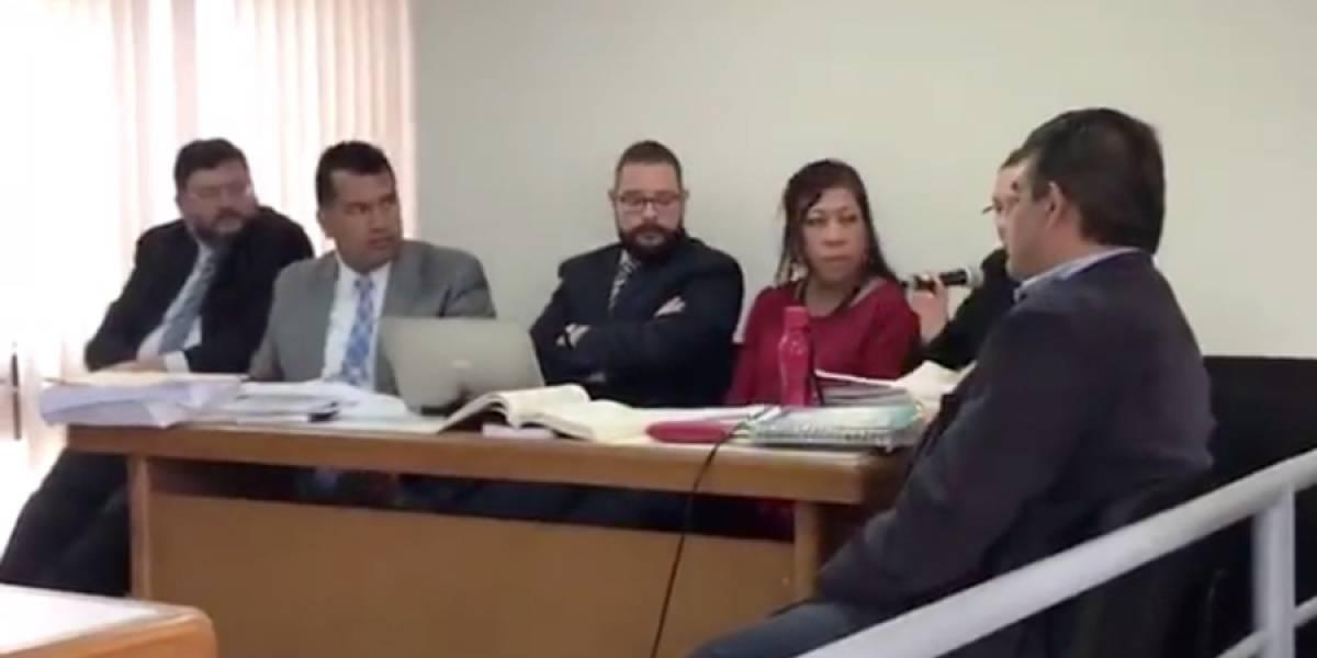 Inicia juicio contra abogados acusados de sobornar a Juan Carlos Monzón