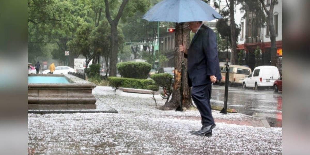 Onda tropical 30 mantiene lluvias en el país; el calor también continúa