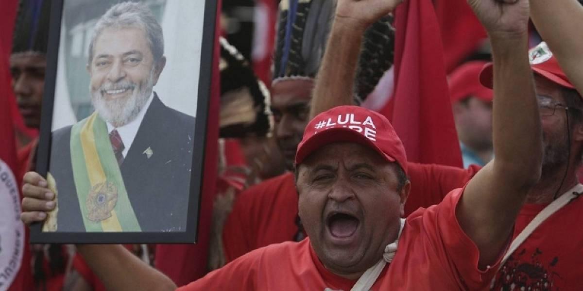Crece apoyo a Lula para las próximas elecciones en Brasil