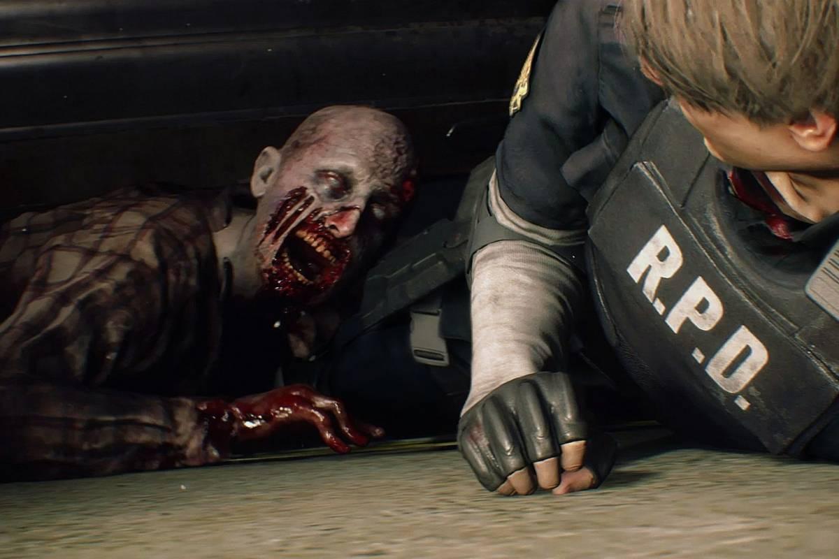 Así luce Resident Evil 2 en una PC con Nvidia RTX a 4K y 60 fps