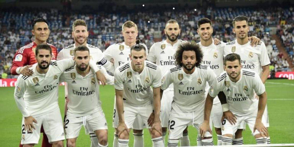 El Real Madrid domina el Mundo, según estudio de Google
