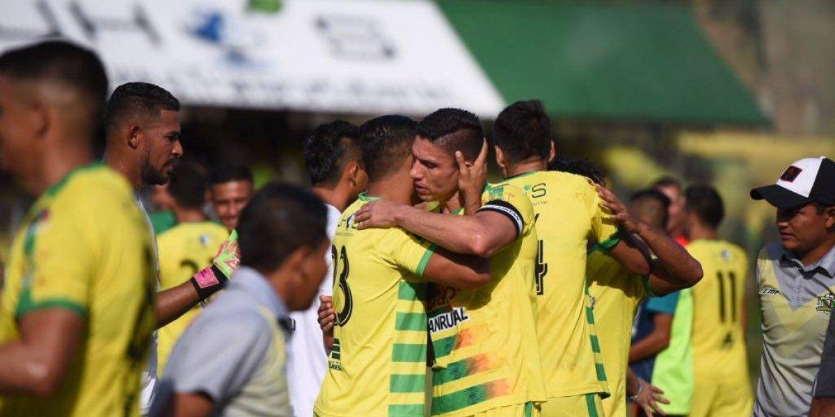 Histórica clasificación de Guastatoya a la Liga de Campeones de Concacaf