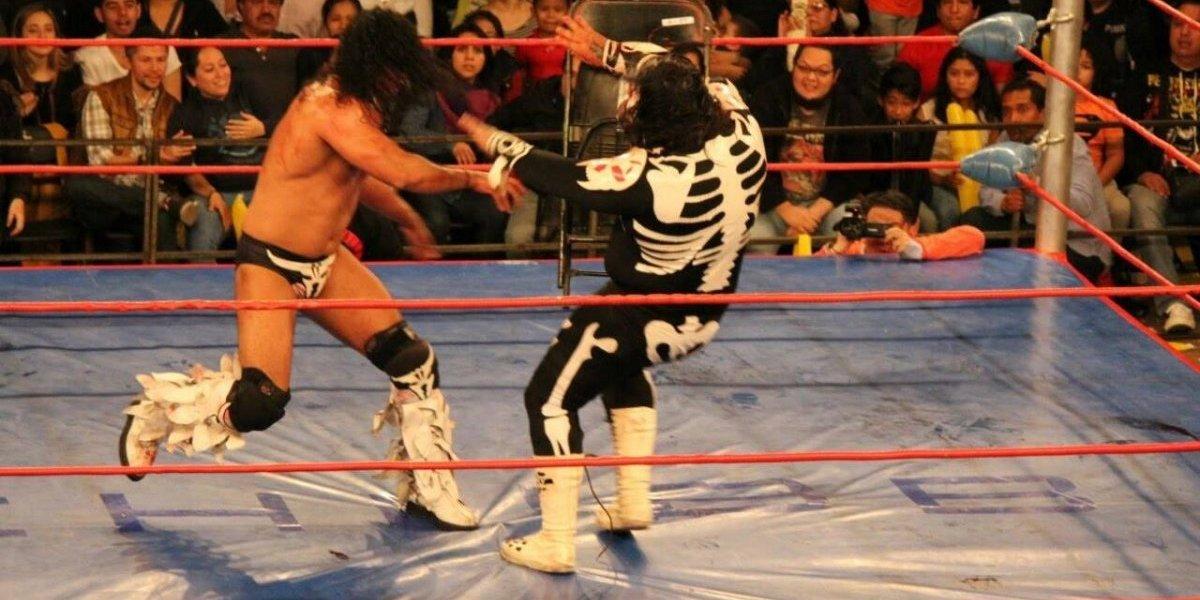 CMLL explica por qué no realizó el máscara vs cabellera entre L.A. Park y Rush