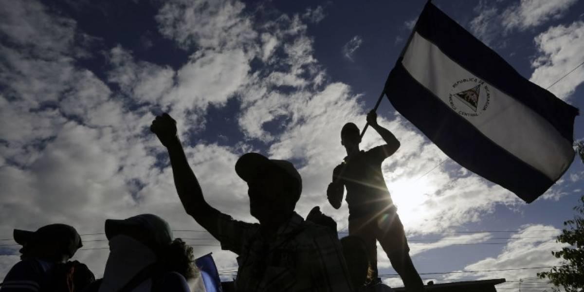 Nicaragua: Culpan a dos jóvenes por la muerte de un periodista durante las protestas