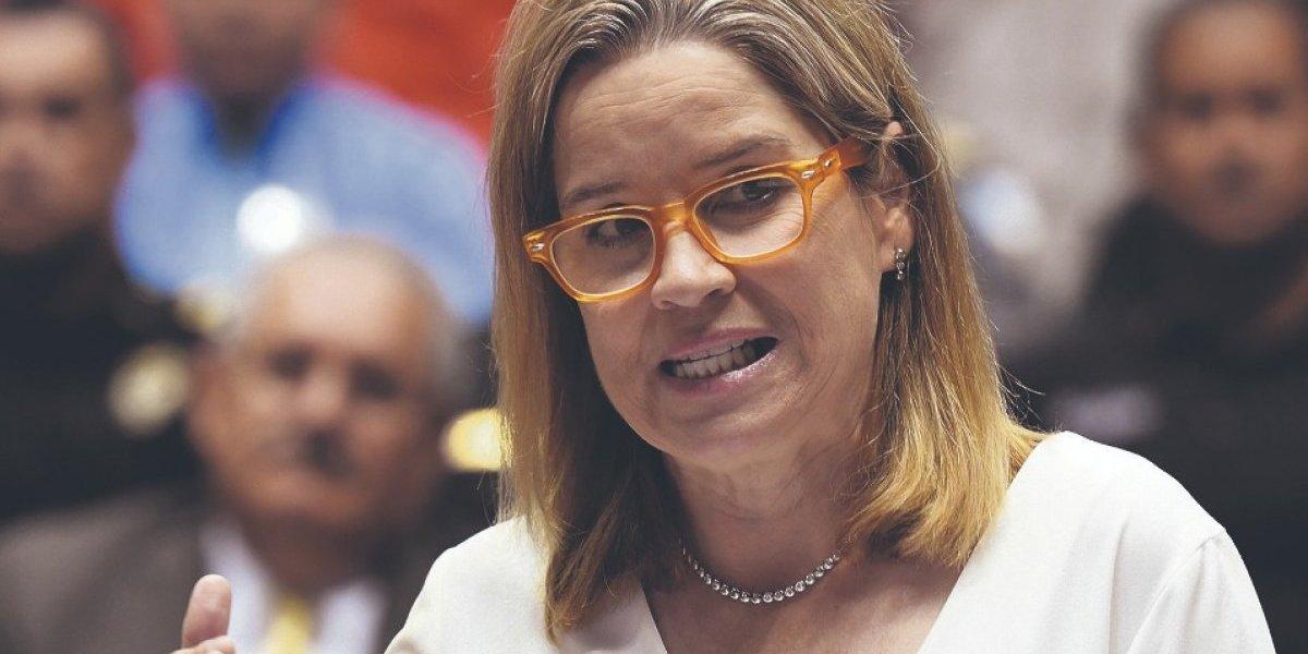 """""""El gobernador debería retirarle la confianza"""", dice Yulín sobre Wanda Vázquez"""