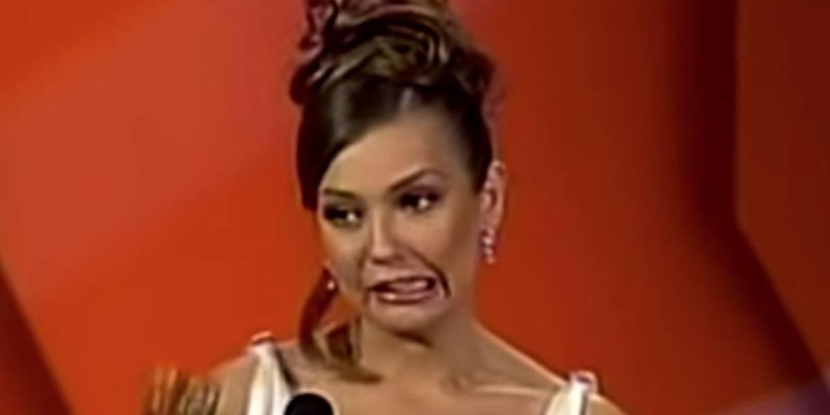 Los momentos más vergonzosos que ha tenido Thalía en su carrera