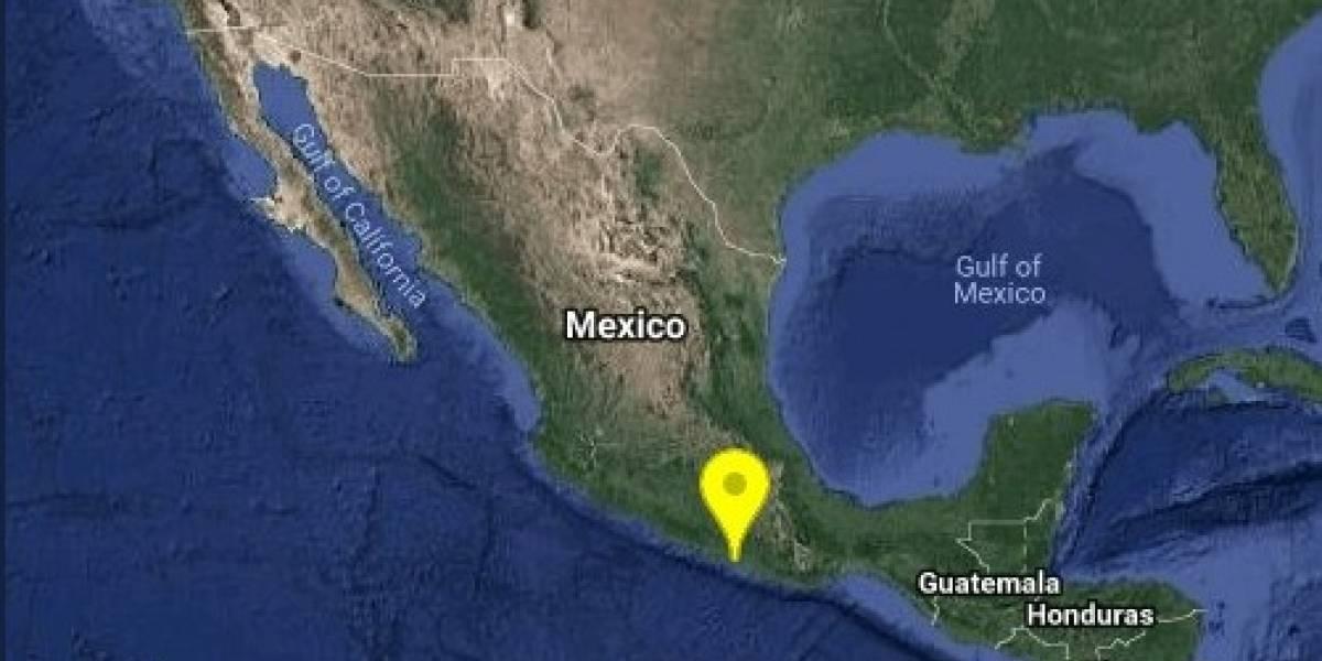 Sismos despierta en la madrugada a Oaxaca