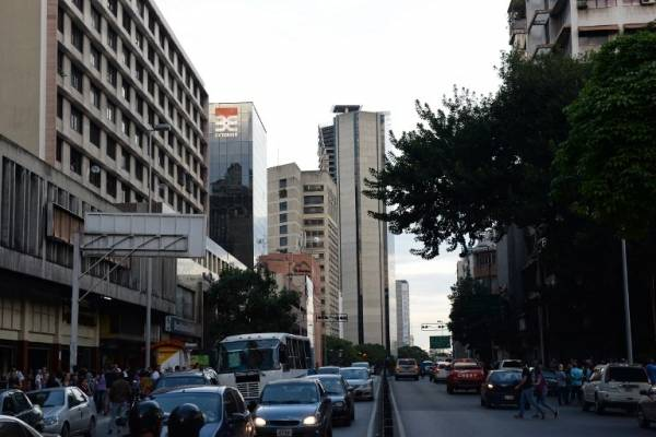 Temblor en Venezuela