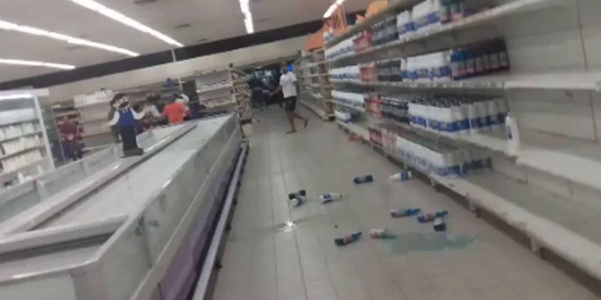 Lo verdaderamente preocupante de este video del terremoto en Venezuela