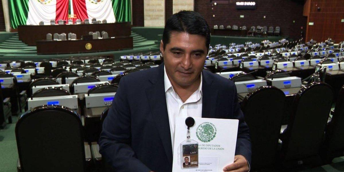 'Terrible' Morales buscará presidir Comisión del Deporte