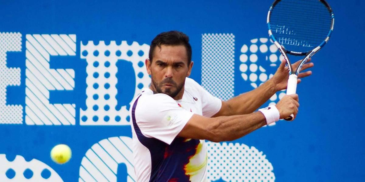 Víctor Estrella busca hoy continuar su avance en qualy US Open