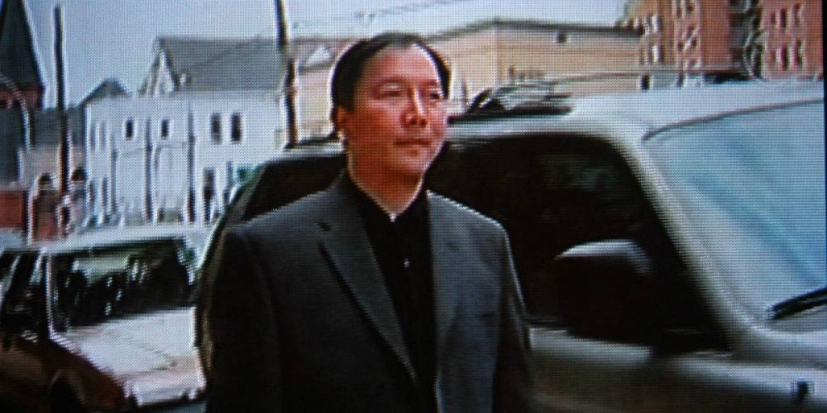 """""""Copelas o cuello"""", frase que volvió famoso a Zhenli Ye Gon"""