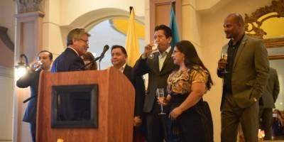 209 Aniversario del Primer Grito de Independencia de Ecuador