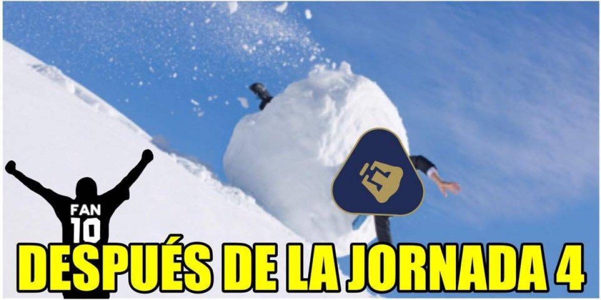 Los mejores memes de la jornada 6 del Apertura 2018