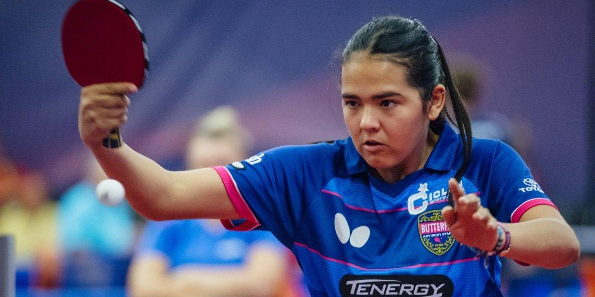 Adriana Díaz vence a la clasificada #17 en el mundo