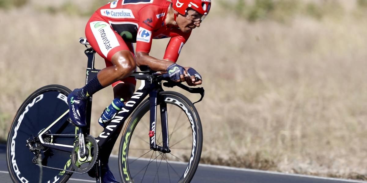 Las grandes figuras, los colombianos en la Vuelta a España