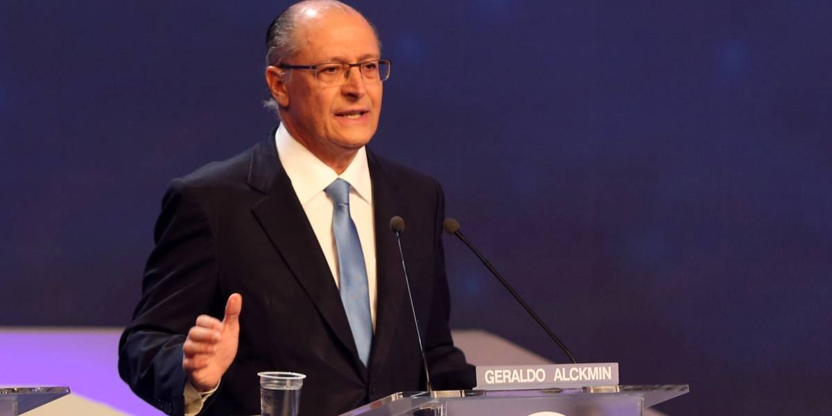 Denúncia afasta Alckmin da pré-campanha de Covas