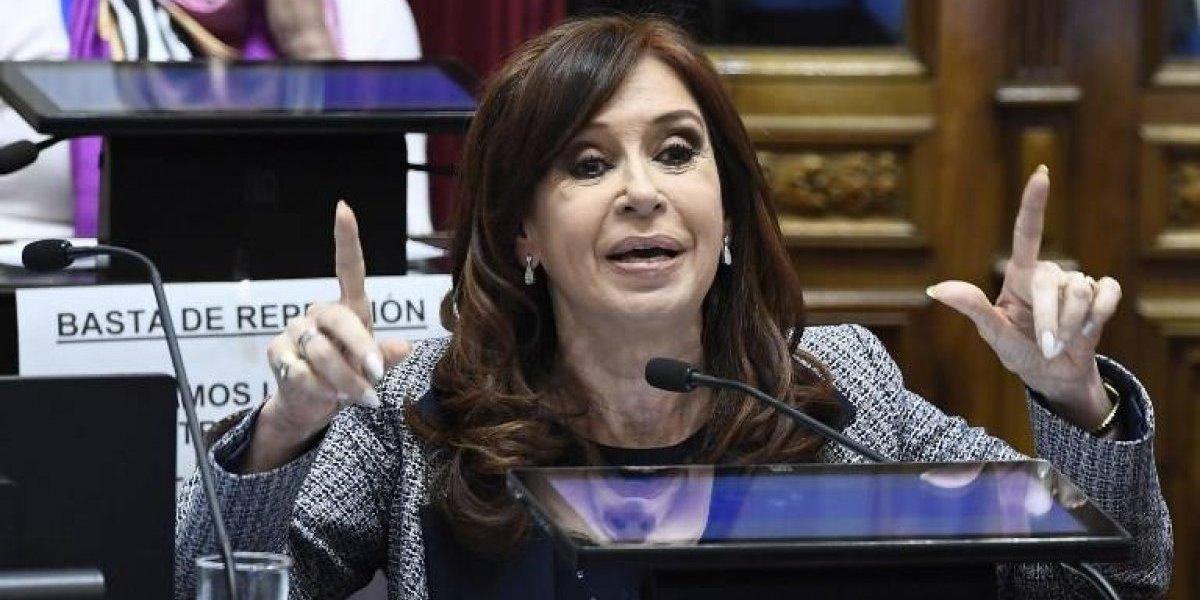 Allanan propiedades de Cristina Kirchner tras autorización del Senado