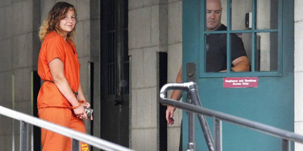A la cárcel filtradora de informe secreto sobre Rusia