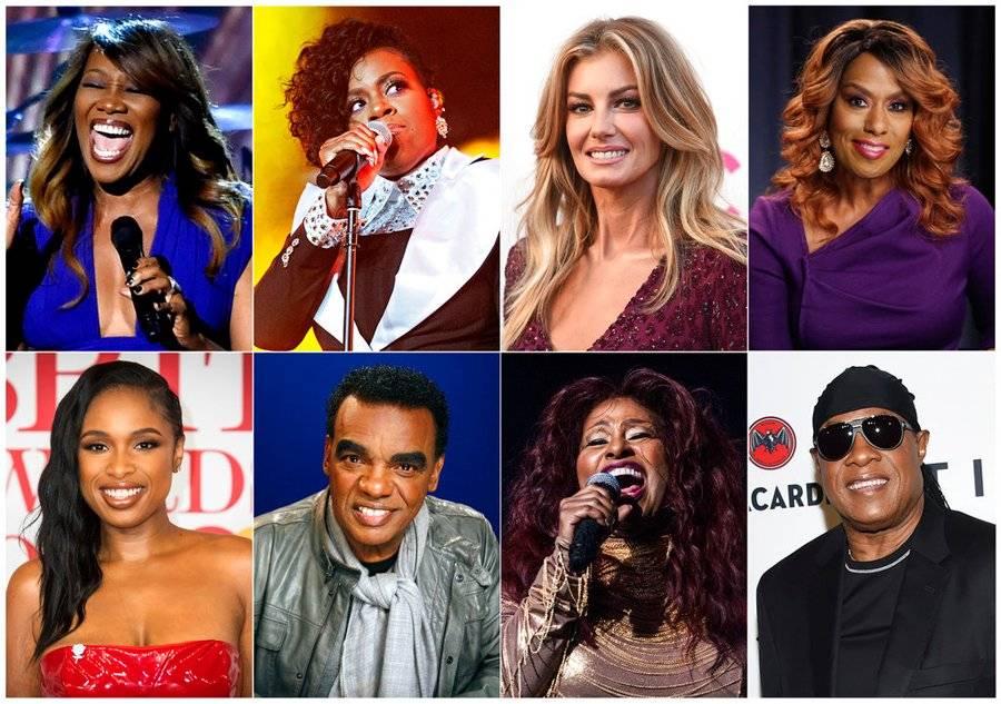 Artistas que cantarán en funeral de Aretha Franklin