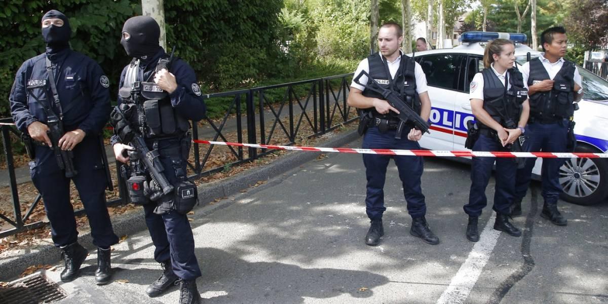 Tresmuertos enFranciatras ataque con cuchilloreivindicado por el EI