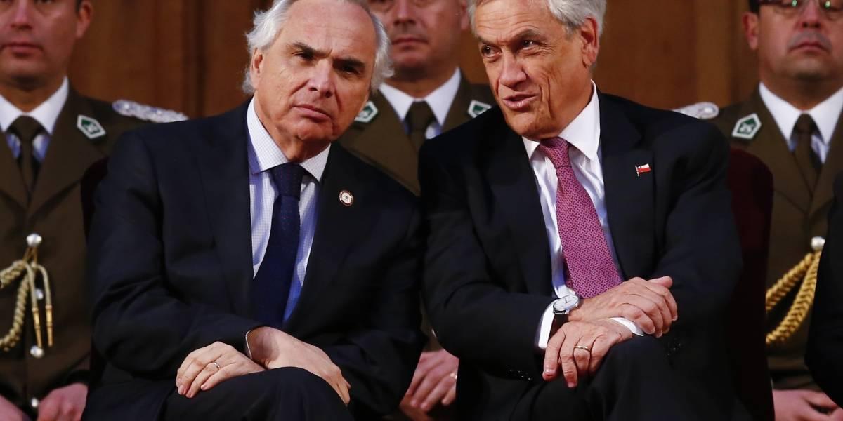 ¿Indeciso?: Sebastián Piñera insinúa destituir a subsecretario involucrado en caso Frei