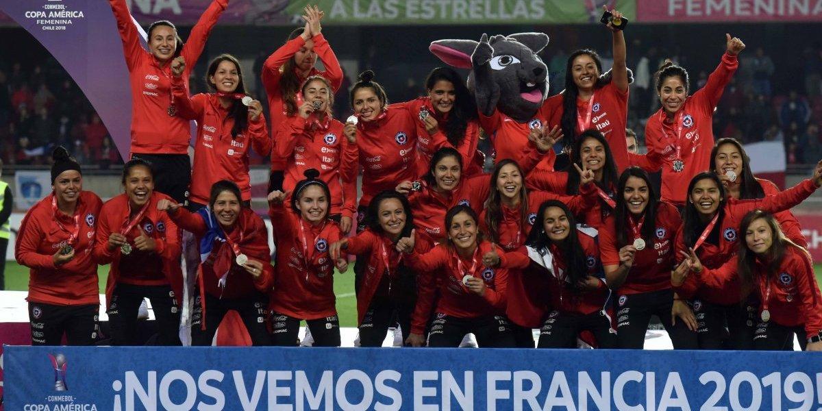 Viña del Mar y Santiago recibirán a la Roja femenina en dos partidos amistosos ante Sudáfrica