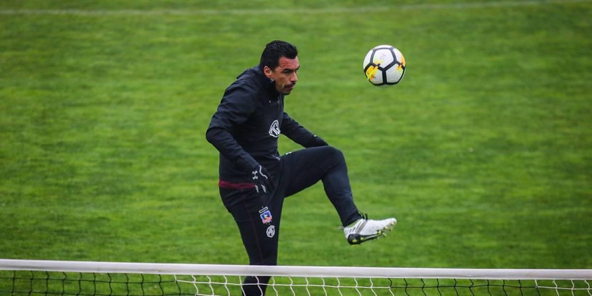 Todo listo: Colo Colo tiene formación confirmada para el Superclásico contra la U