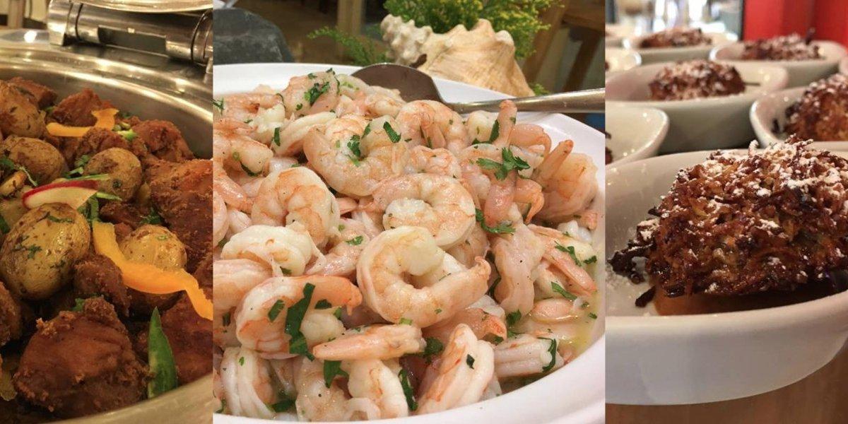 Los sabores de la gastronomía tradicional de Ecuador han llegado a Guatemala