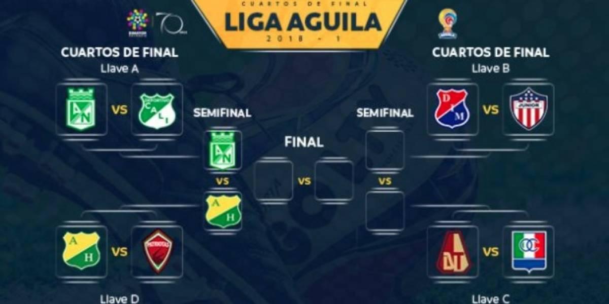 Huila Vs Nacional: La Ida De La Semifinal Huila VS Nacional Sería En El
