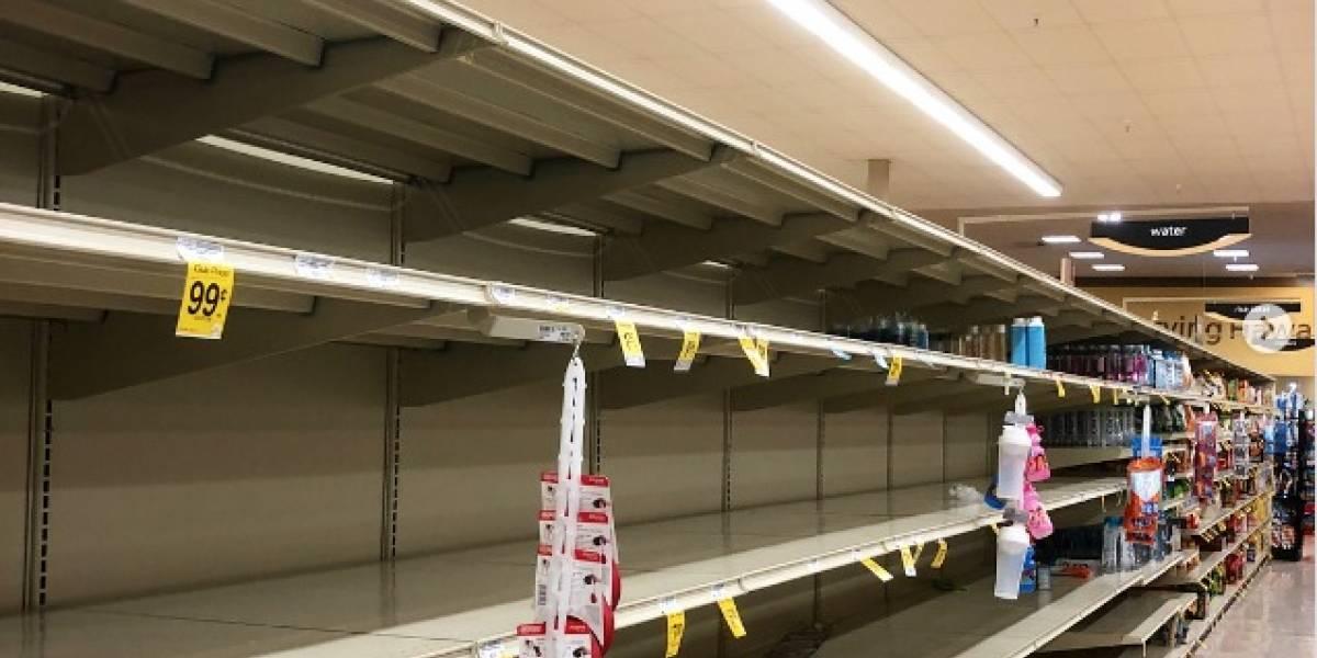 Escasez de provisiones y espacio en refugios de emergencia causa nerviosismo en Hawai ante la llegada del huracán Lane