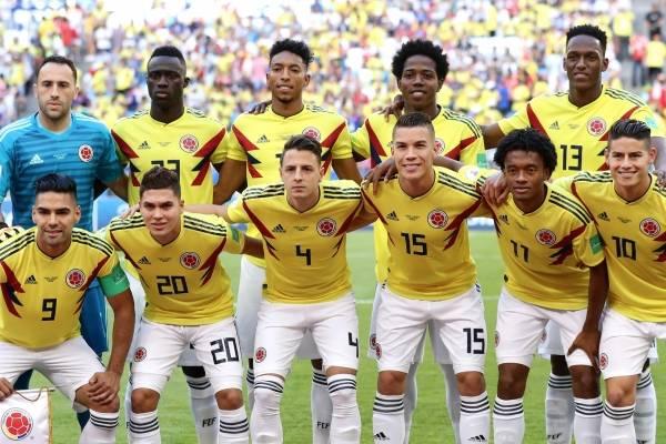 Yerry Mina no sería convocado para los amistosos de Colombia