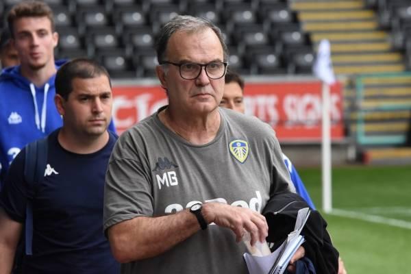 Marcelo Bielsa actualmente trabaja en el Leeds United, de la Championship de Inglaterra / Foto: Twitter