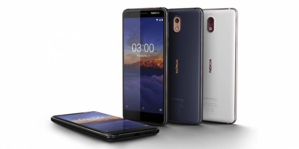 HMD Global hace oficial la llegada del Nokia 3.1 a Chile