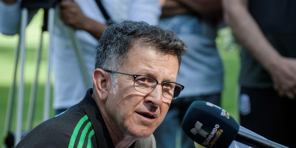 """Juan Carlos Osorio le dijo """"sí"""" a una selección rival de Colombia en eliminatorias"""