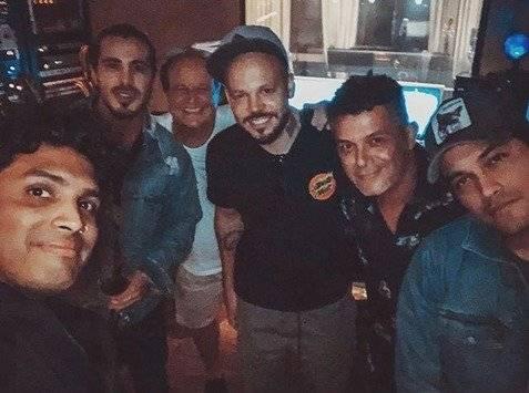 Alejandro Sanz manda otra indirecta a Maluma | Redes Sociales — Instagram