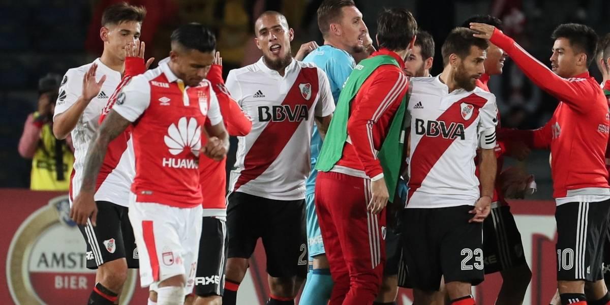 Zuculini no puede enfrentar a Racing en la Libertadores