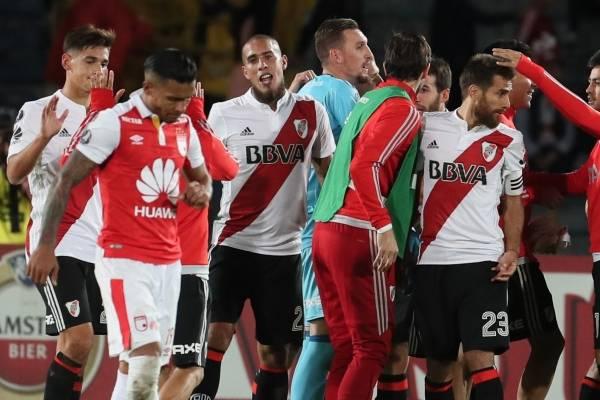 Bruno Zuculini acumulaba dos fechas de sanción en Copa Libertadores