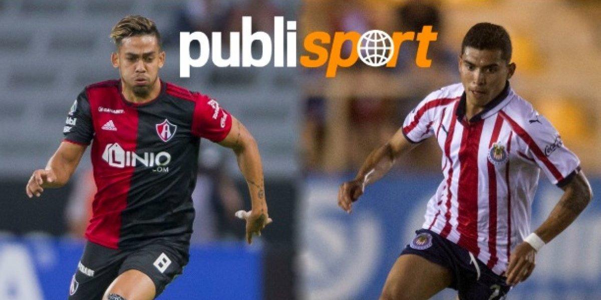 Atlas vs Chivas ¿Dónde y a qué hora ver el partido?