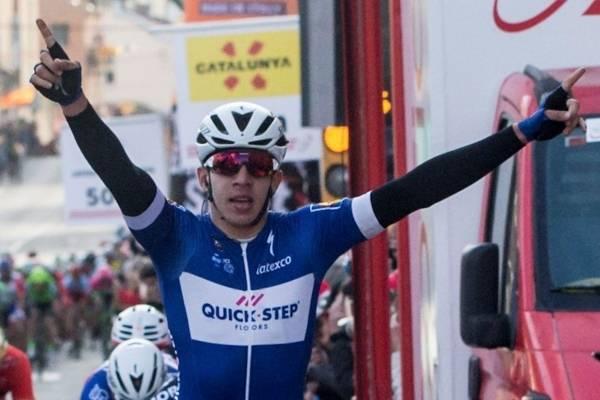Álvaro Hodeg ganó la primera etapa de Vuelta a Alemania