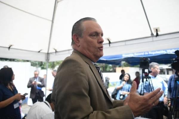 Ministro Carlos Soto