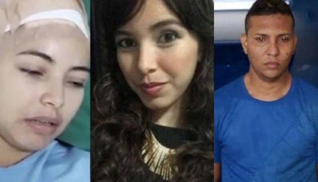 Hombre que le arrancó el pelo a su expareja fue capturado después de publicar un mensaje en Facebook