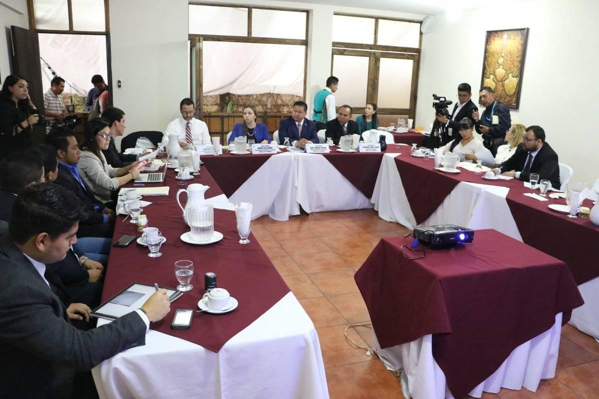 Comisión de la Juventud fiscalizan la ejecución presupuestaria del Conjuve