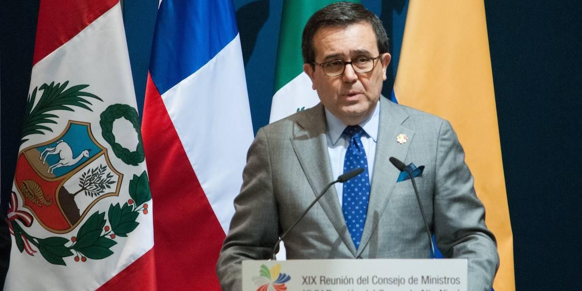 Acuerdo del TLCAN estará lo más pronto posible, reitera Guajardo