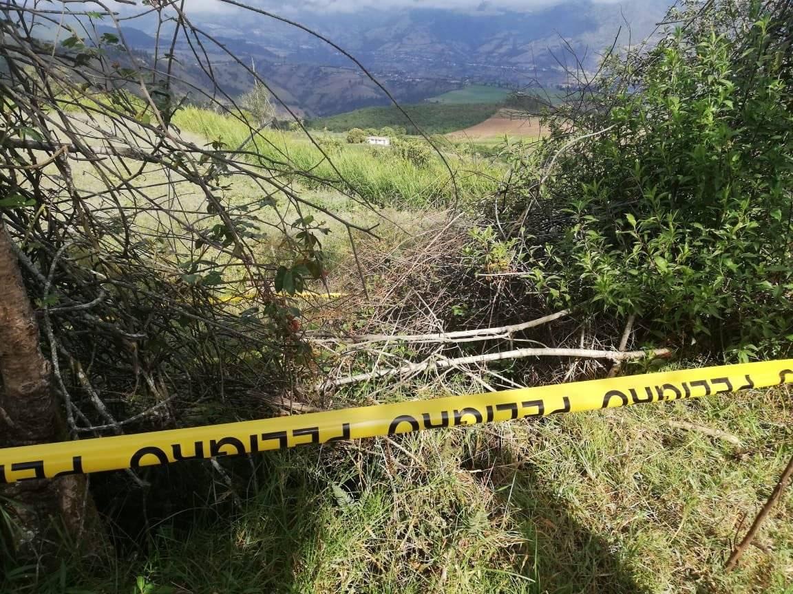 El cuerpo de Fabián J. fue hallado en San José de Minas