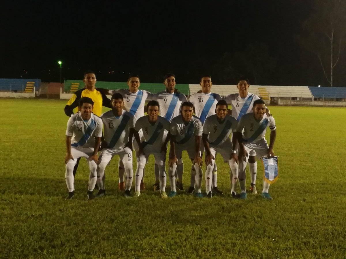 Guatemala Sub-19