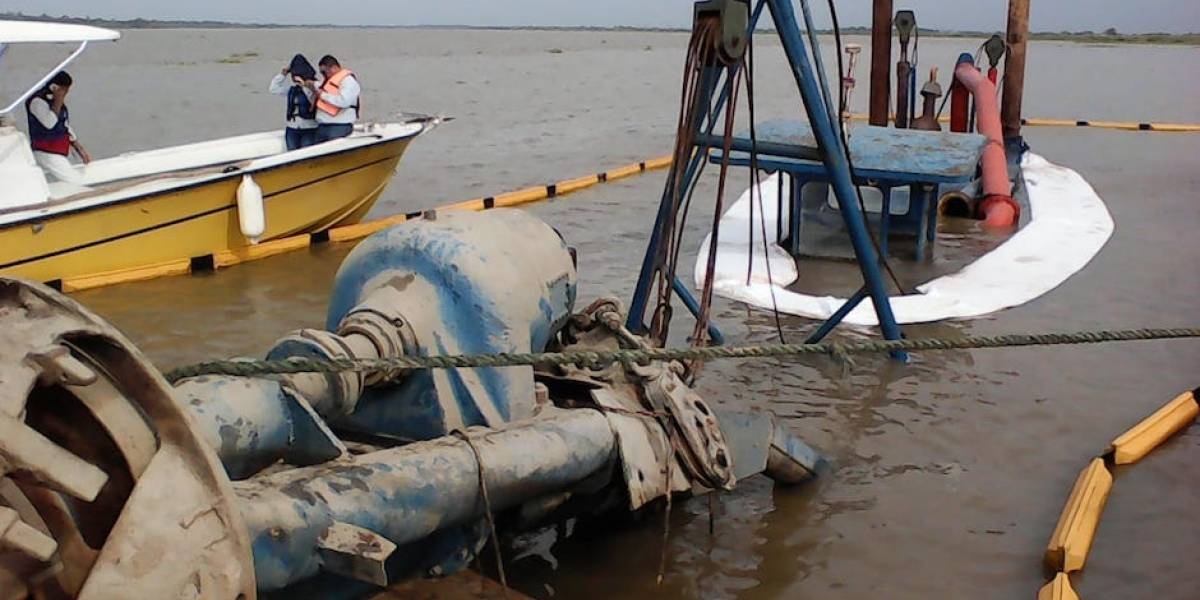 Autoridades aseguran que dos empresas privadas son causantes de emergencia ambiental en Barranquilla