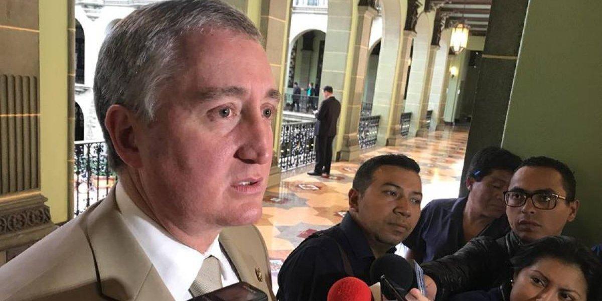 Incremento de ataques a pilotos se debe a respuesta a acciones de PNC, dice Degenhart
