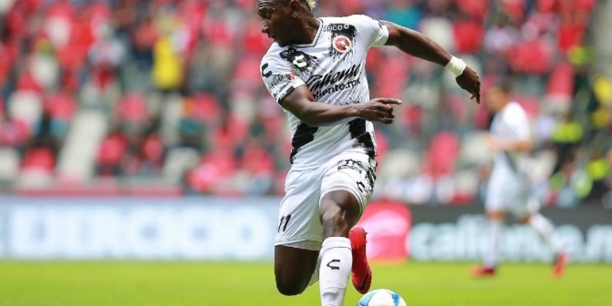 Erick Castillo anota su primer gol en Xolos con asistencia de Miller Bolaños