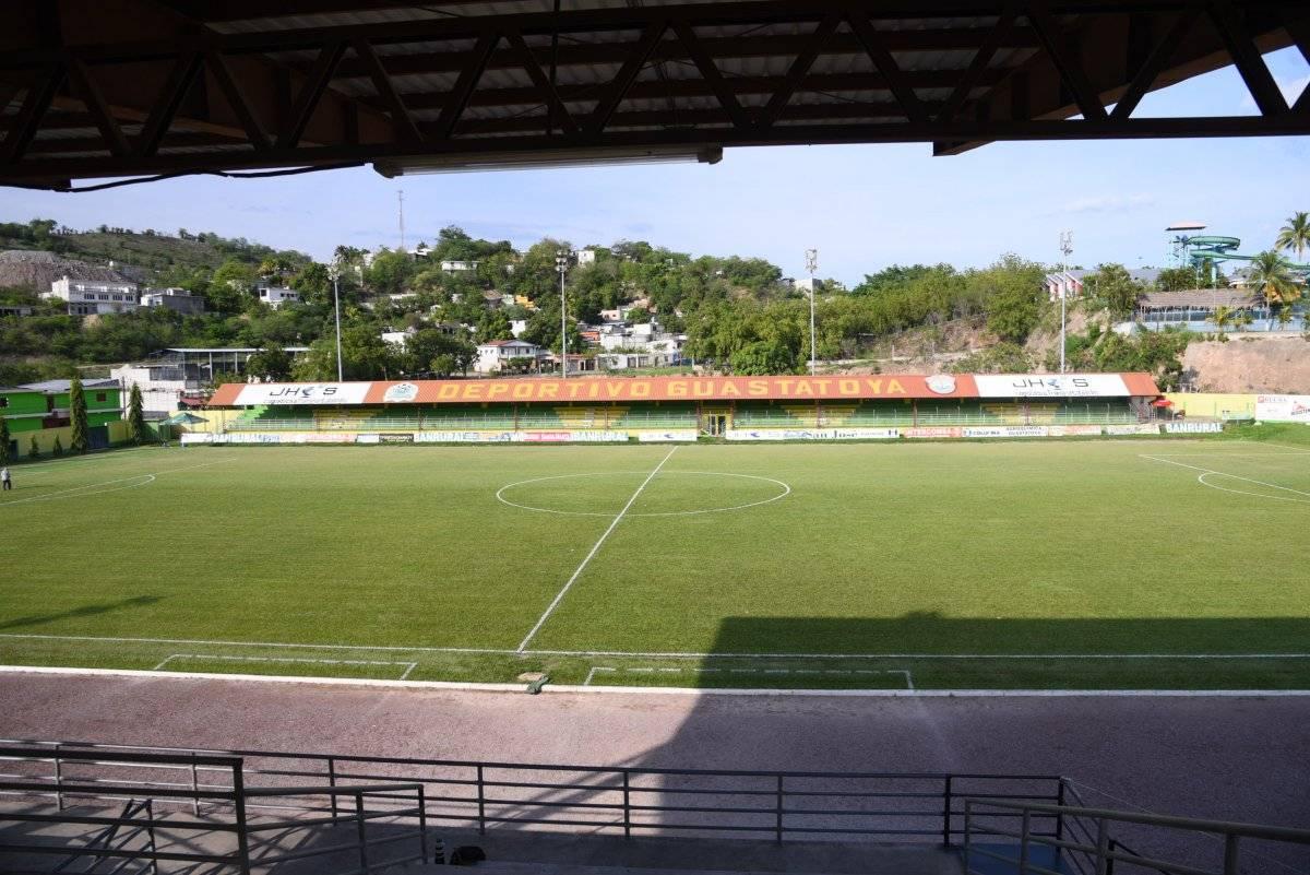 Estadio David Cordón Hichos